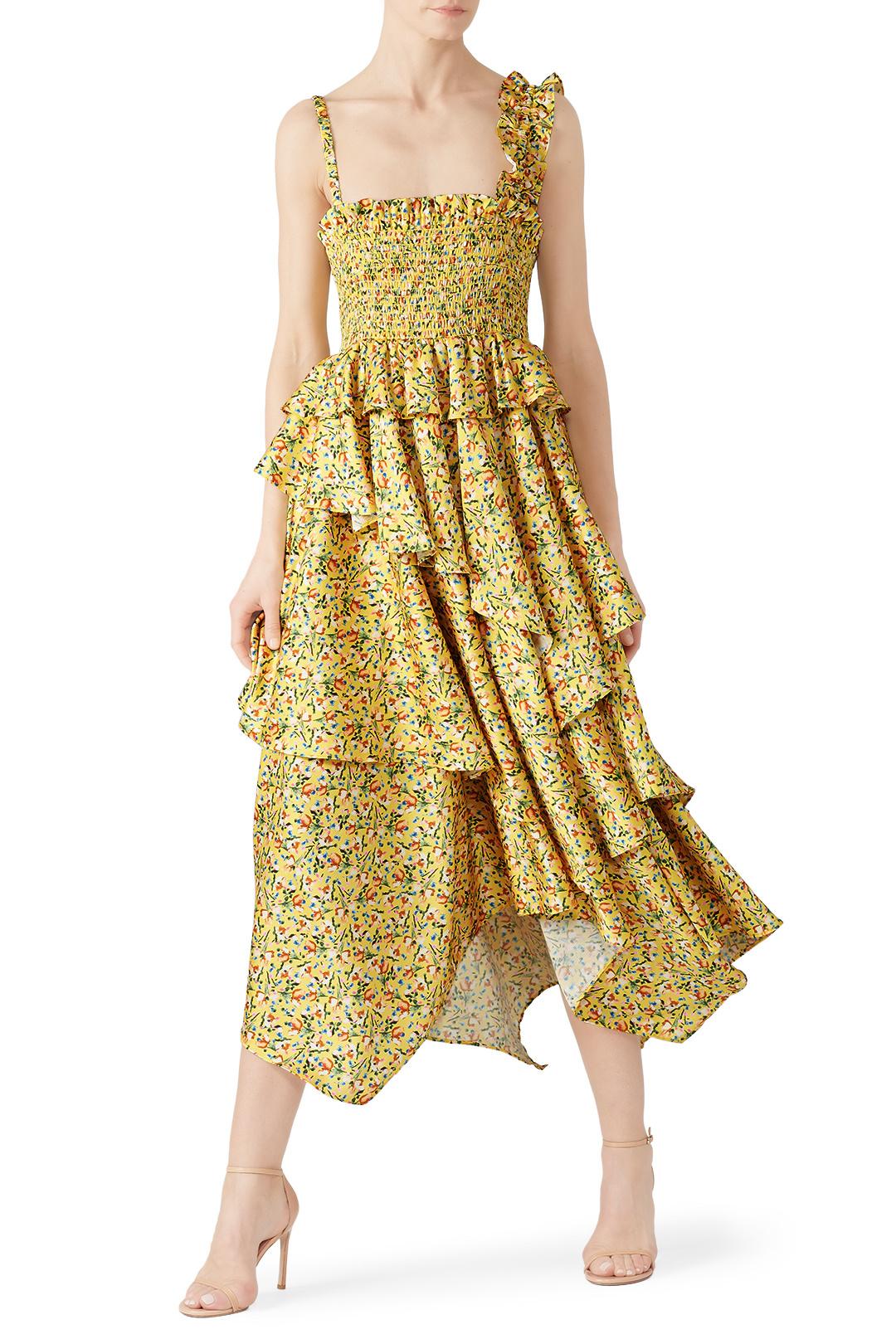 Petersyn - Alcott Midi Dress