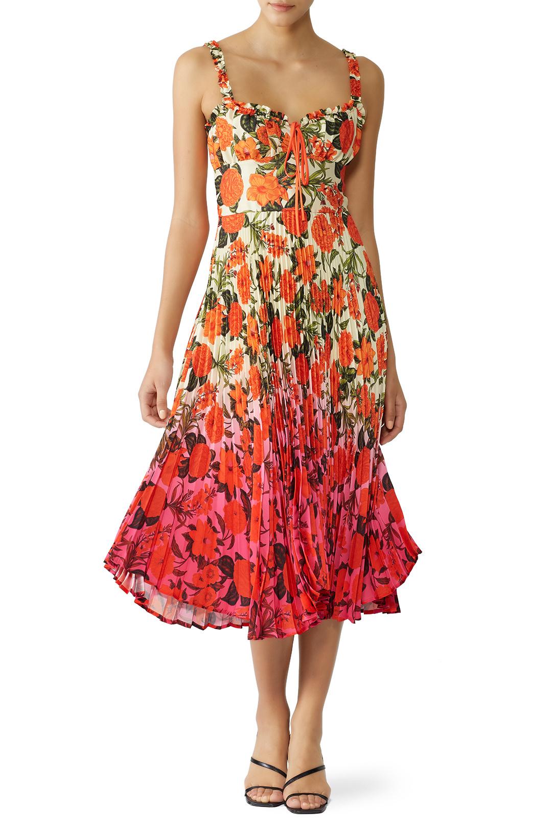 DELFI Collective - Ombre Amora Dress