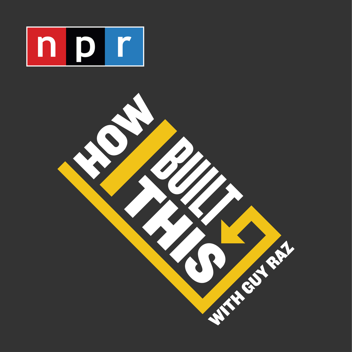 HOW I BUILT THIS - NPR is the OG of podcasts and this show is one of my favorites. It's hosted by Guy Raz and it's all about the stories behind the world's best known companies. From how Spanx was started to the ins and outs of how Bumble came to be. I love this podcast because I'm always so interested in learning how some of the most successful people got to where they are now. This is the podcast that tells those stories.