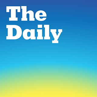 THE DAILY - I no longer watch morning news. I just can't do it anymore after YEARS of religiously watching GMA every day before work. Now, I start my day with The Daily. It's a podcast from the New York Times, hosted by Michael Barbaro. The Daily dives deep into ONE main top story every Monday-Friday and also keeps you up to date with some of the other top stories taking place that day. It's about 20 minutes so no excuse not to know what's going on.