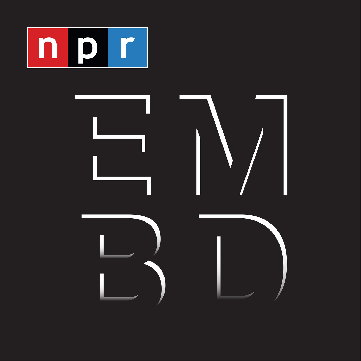 EMBEDDED - What we hear in the news is only a snapshot of the full story. Embedded host Kelly McEvers takes those snapshots and goes in-depth. This NPR podcast tackles topics like digging into the Trump administration's past to stories on police shootings caught on video. Embedded takes you further into the story and makes news digestible.