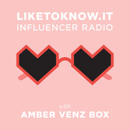 LIKETOKNOW.IT INFLUENCER RADIO - This podcast is all about how some of your most favorite influencers got their start. The interview style podcast, hosted by CEO Amber Venz Box, tackles all topics influencer. Their company, rewardStyle, is the largest influencer platform in the world. It allows influencers to make an income off of the products they recommend. Some of the past guests on the podcast include Jennifer Lake, Courtney Kerr and Ashley Torres.