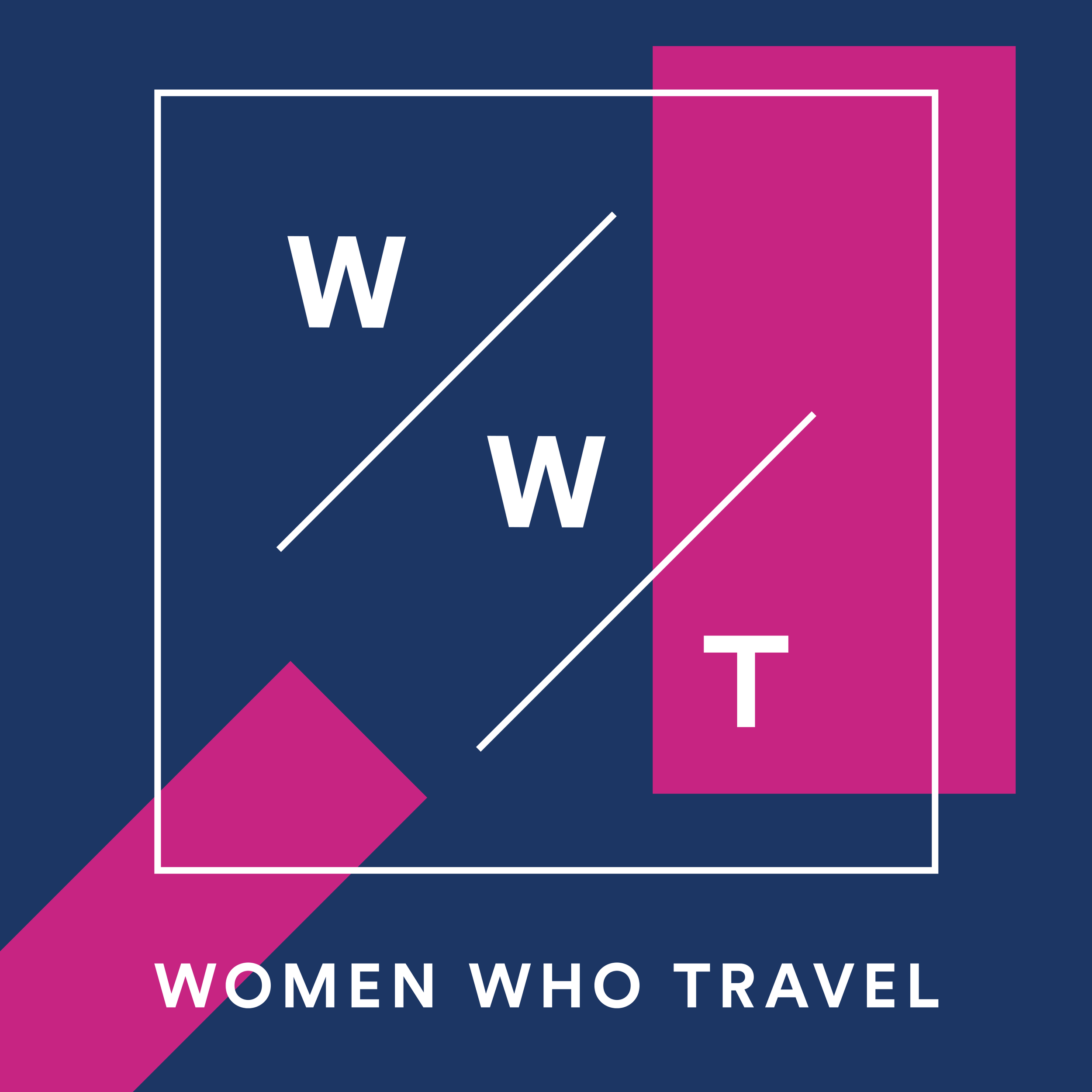 WOMEN WHO TRAVEL - Condé Nast Traveler editors Lale Arikoglu and Meredith Carey dissect the realities of traveling as a woman today and discuss a wide range of topics you've been wondering about but never knew where to find the answers. Their interviews and round table discussions cover topics like: where to travel this summer or how to tackle the daunting travel points game. The conversations are real and informative and bring together female movers and shakers in the travel industry.