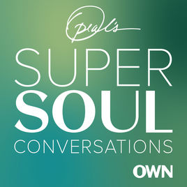 SUPER SOUL CONVERSATIONS - Anything Oprah does is magic, so unsurprising that her podcast would be totally inspiring and up-lifting. In it, she interviews thought-leaders, best-selling authors, spiritual luminaries, as well as health and wellness experts. The podcast is designed to light you up, guide you through life's big questions and help bring you one step closer to your best self.