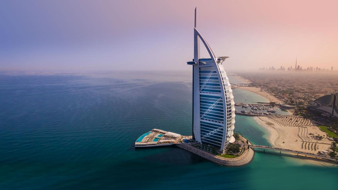 Photo Via Burj Al Arab