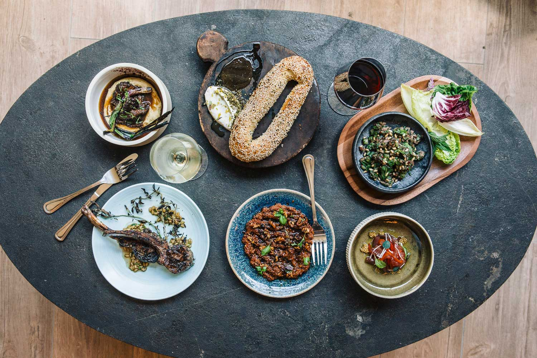 Photo via Aba Restaurant