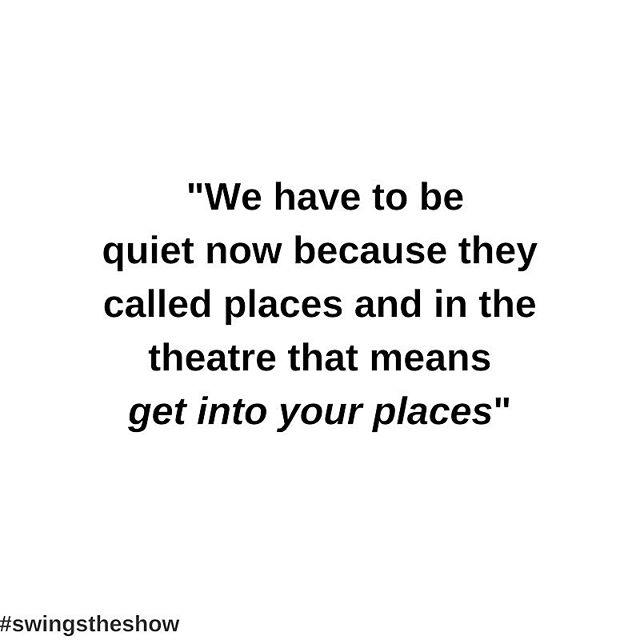 Theatre 101. . . . . . . . #swings #swingstheshow #webseries #theatre #places #theater #musicatheatre #musicals #theatrekid #theatrelife #webseriescomingsoon #sitcom #mockumentary #comedy #musicaltheatrelife #stage #stageperformance #acting #actor #actress #actors #actorslife #bts #comedyshow