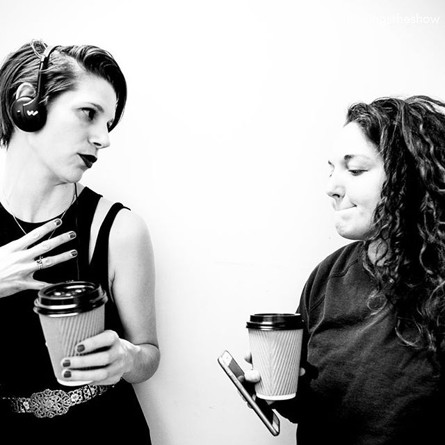 Behind every great swing are a bunch of powerful women telling them what to do. Meet head writer/co-creator @kristylapointe and director/producer @ellecams. Through a lot of coffee and creativity these two have worked together on a bunch of projects including the upcoming @internstheshow and Yoga 101 for CBC Comedy. Kristy and Lora both come from a theatre background and are so excited to make Swings a reality. Our editor, cinematographer and a bunch of the crew are also badass females killing it in their fields and we couldn't be happier about it. Happy #femalefilmmakerfriday! . . . . . . . #womeninfilm #femalefilmmakers #femalefilmmaker #webseries #comedy #womenincomedy #swings #swingstheshow #theatre #theatrekid #broadway #canada #canadian #canadians #writer #director #production #producer #coffee #bts #behindthescenes #webseries2018 #wift #femaleempowerment #femaleleaders #creatives #artists #onset #setlife #coffee