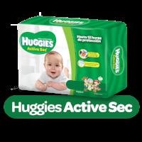 HUGGIES ACTIVE SEC