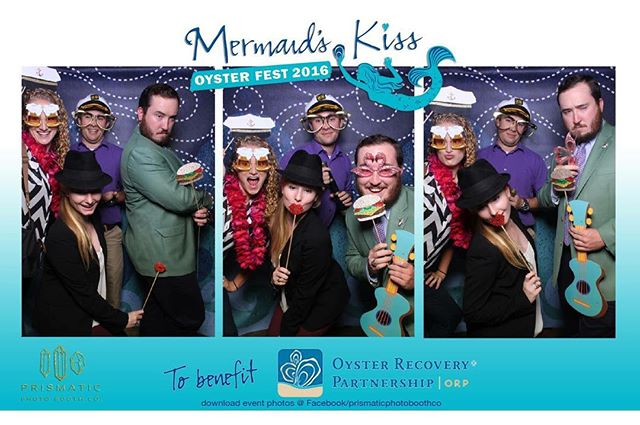 Who is going to be at the 8th Mermaid's Kiss Oyster Fest this Thursday?! The Paynter Lab will be there helping support large-scale oyster restoration projects with our attendance, and you can join us! Tickets are still available. 🧜🏻♀️ 💋 . . Visit mermaidskiss.org for more information. . . #MermaidsKissOysterFest #mermaidskiss #mermaids #oysters #oysterresearch #oysterrestoration #ORP #OysterRecoveryPartnership #savethebay #chesapeakebay #Baltimore #BaltimoreMD