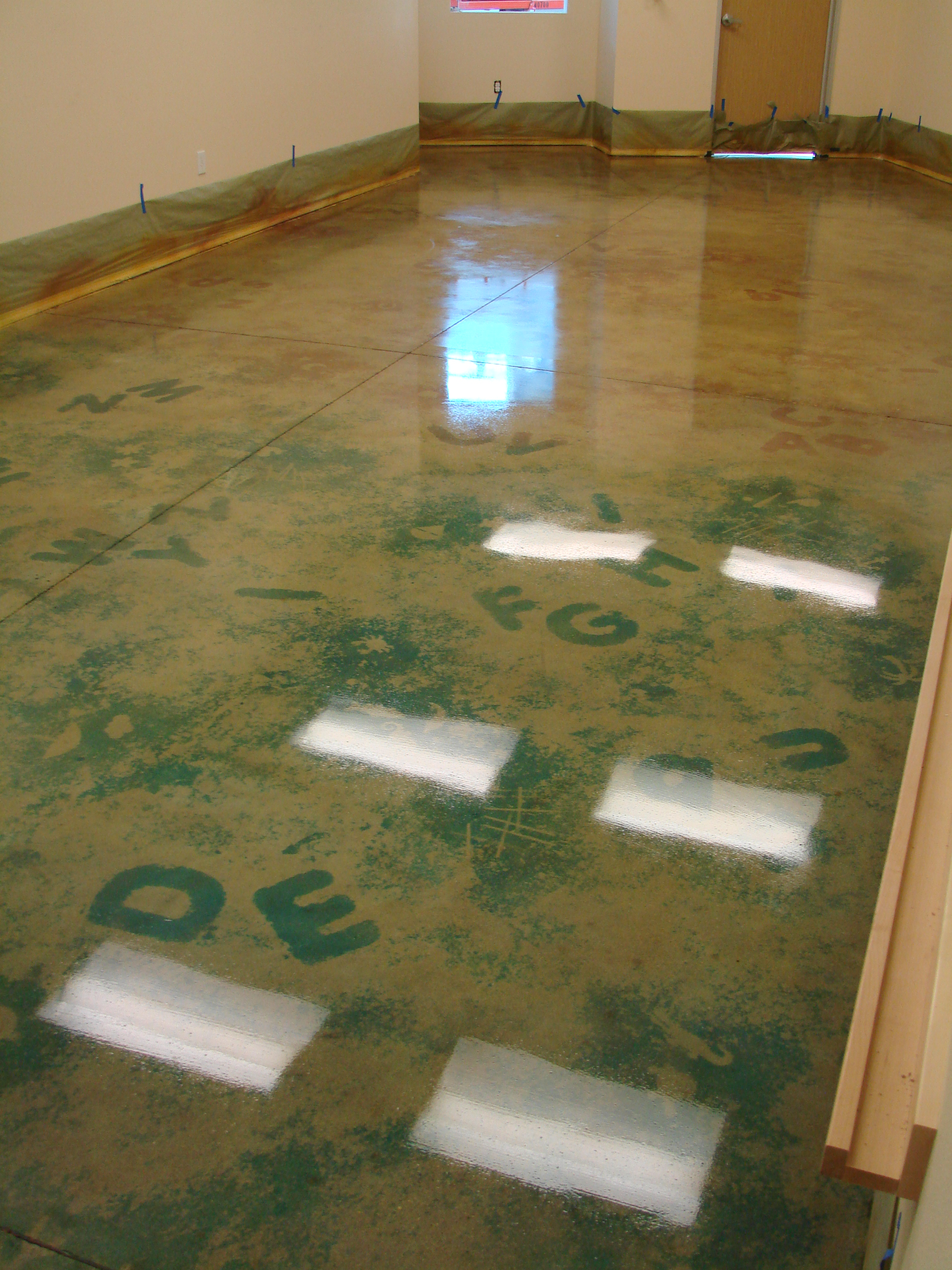 Classroom, ground,stained and sealed.JPG