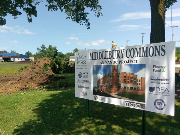Middlebury Commons, Upcoming Mixed-Use Project