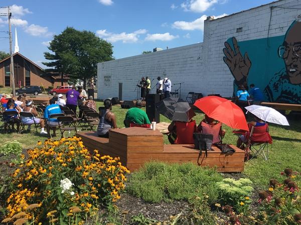 2018 East Akron Jubilee, Minson Plaza