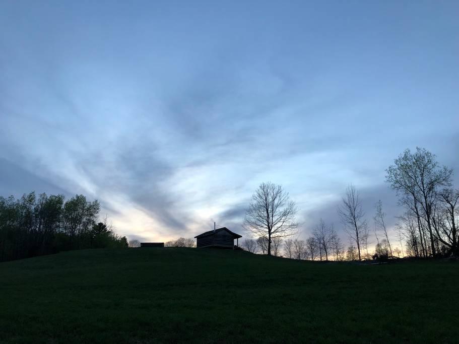Perfect Sunset Location