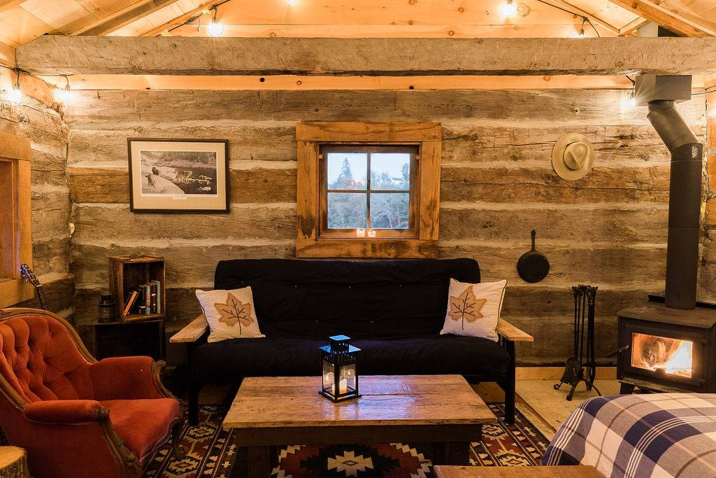 The Old Cabin -