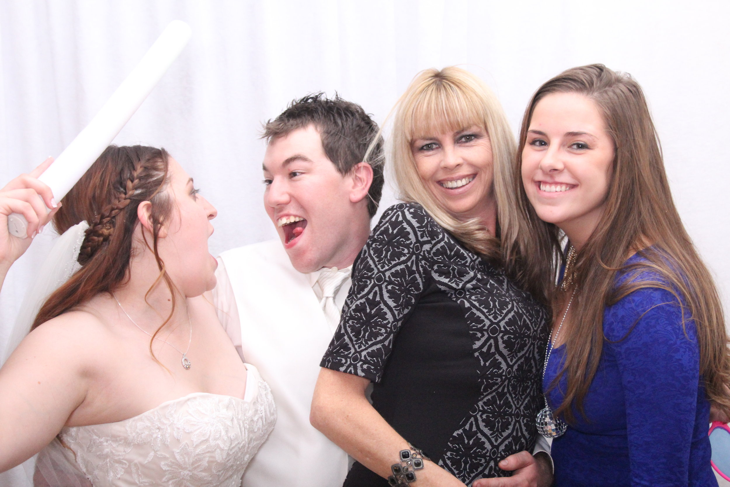 Heather was so much fun at her wedding with Cool Cat, that we actually invited her to join the team!