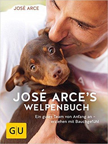 José Arce's Welpenbuch