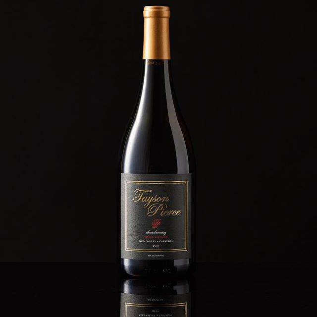 2017 Tayson Pierce Single Vineyard Chardonnay • Pre-order your bottles before the release • #vino #winelover #instawine #redwine #wine #winetime #whitewine #winetasting #wineporn #wineoclock #vin #chardonnay