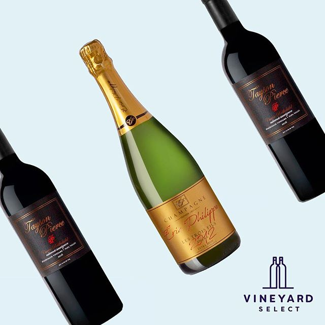 We're proud to announce we are now on @minibardelivery app's new Vineyard Select program where you can now purchase our Wines and Champagnes directly from our vineyard via the app.