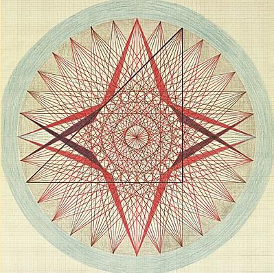 Emma Kunz, Work No. 025, 77 x 77cm [2]