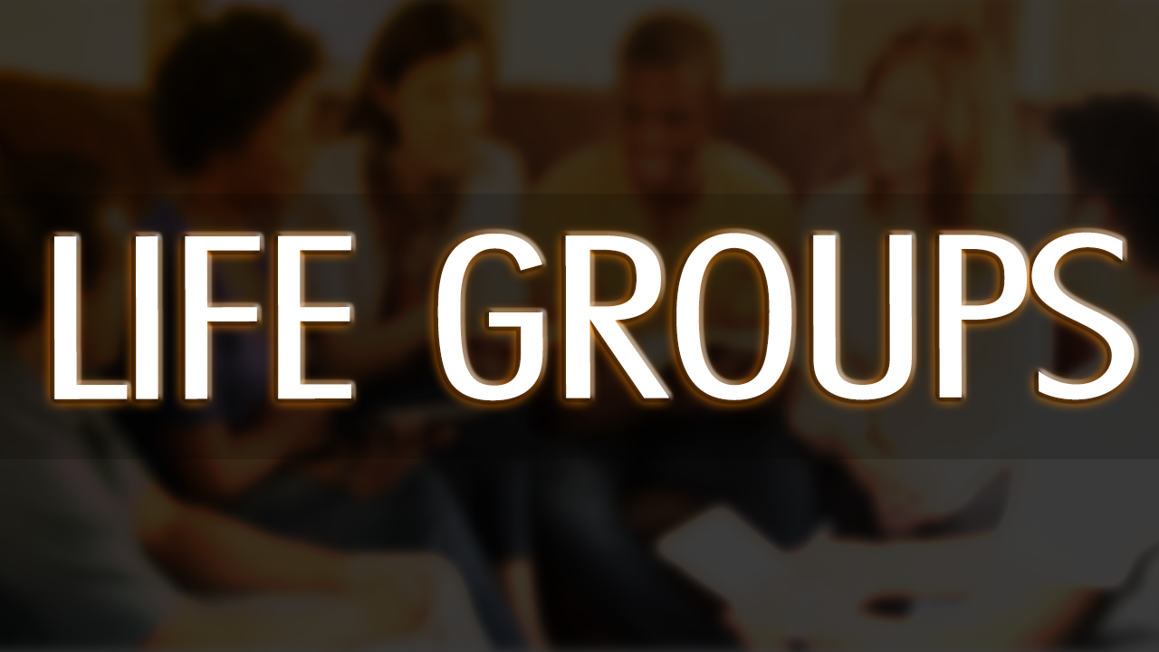 - Our mid-week life groups are where we connect with one another and build real life long relationships. Find a group near you and get connected.