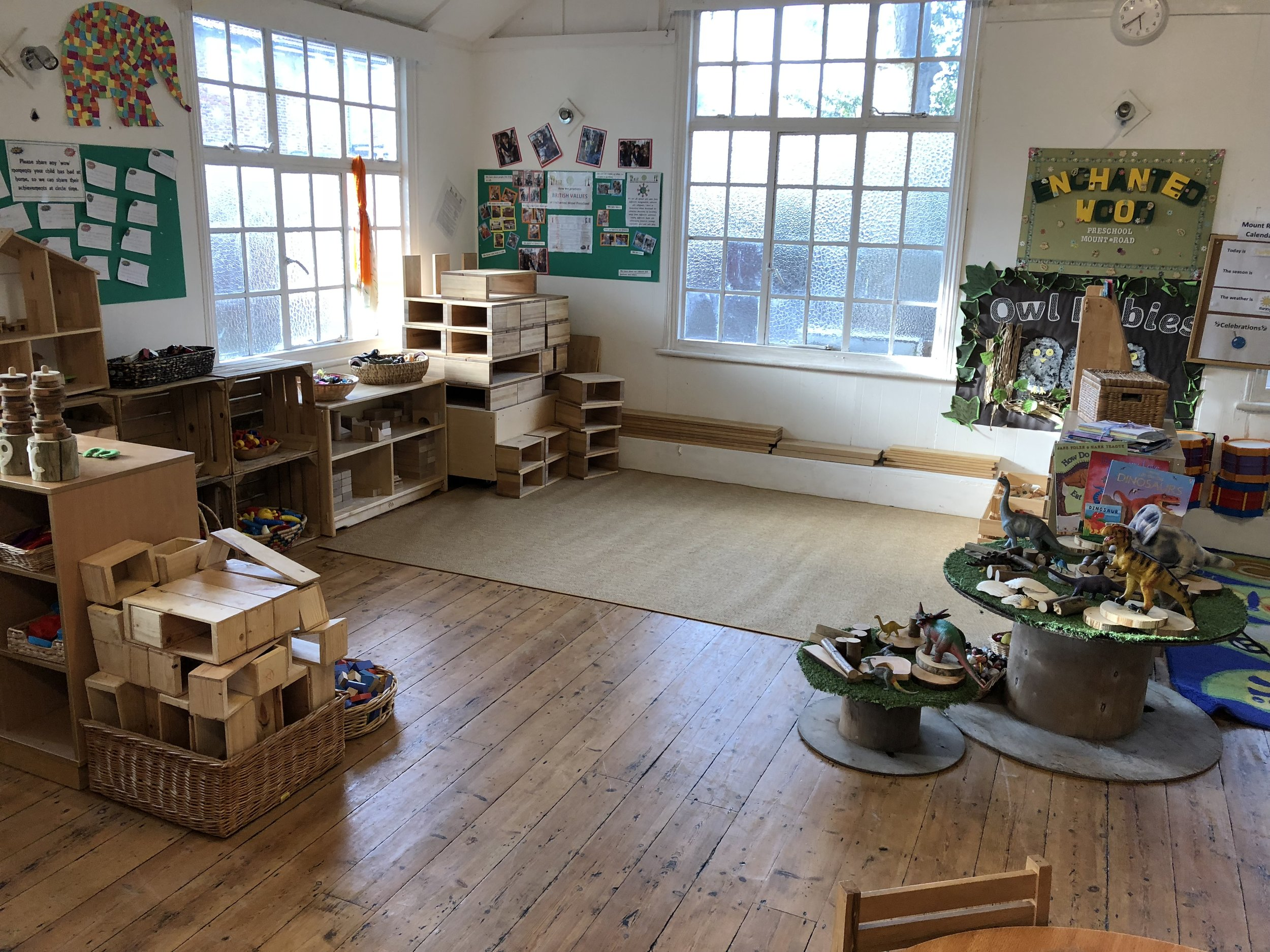 Mount Road, Bexleyheath - Term time only preschool - (3-4 yr olds)
