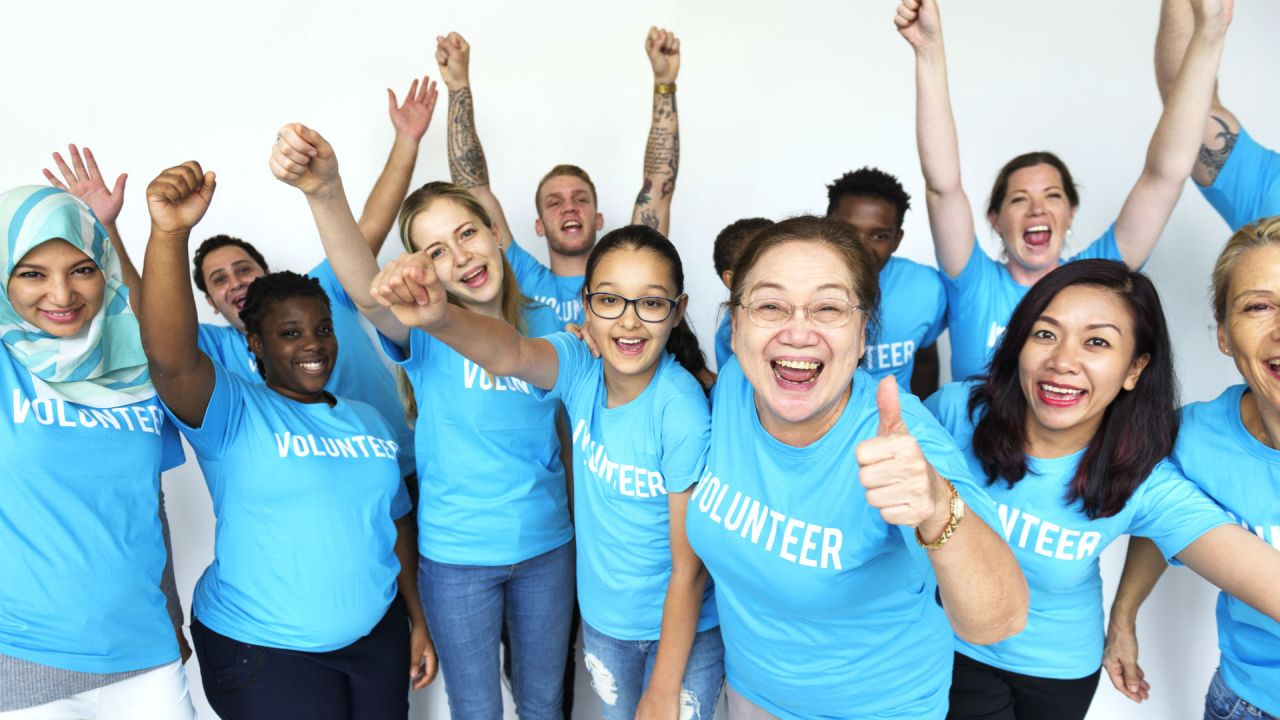 Tip #2 - Get involved with volunteering! Volunteering is a great way to learn leadership and interpersonal skills while giving back to the community! Check out your local library, hospital, or food pantry for opportunities!