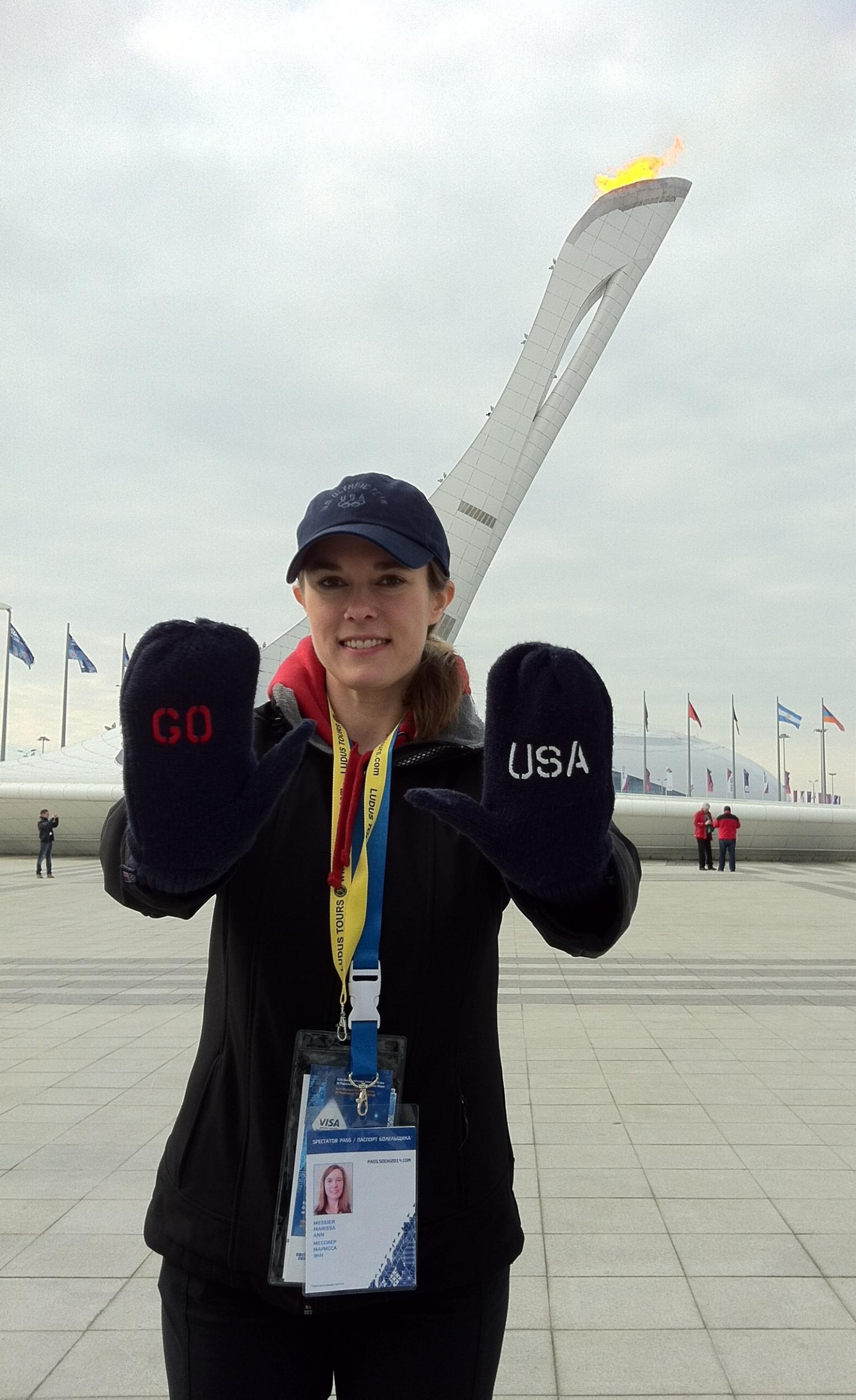 Sochi Winter Olympics2014 -