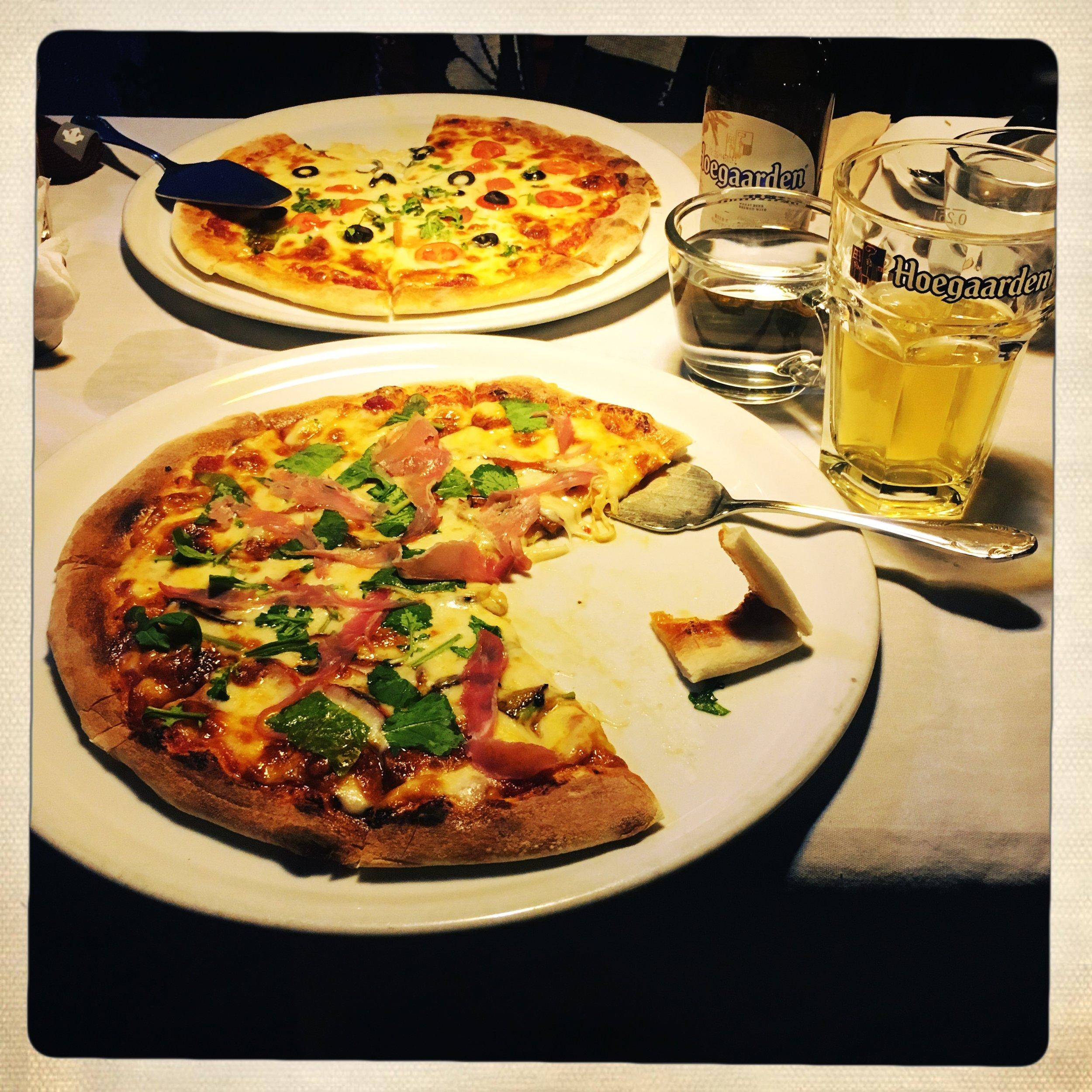 Pizza Pizza!