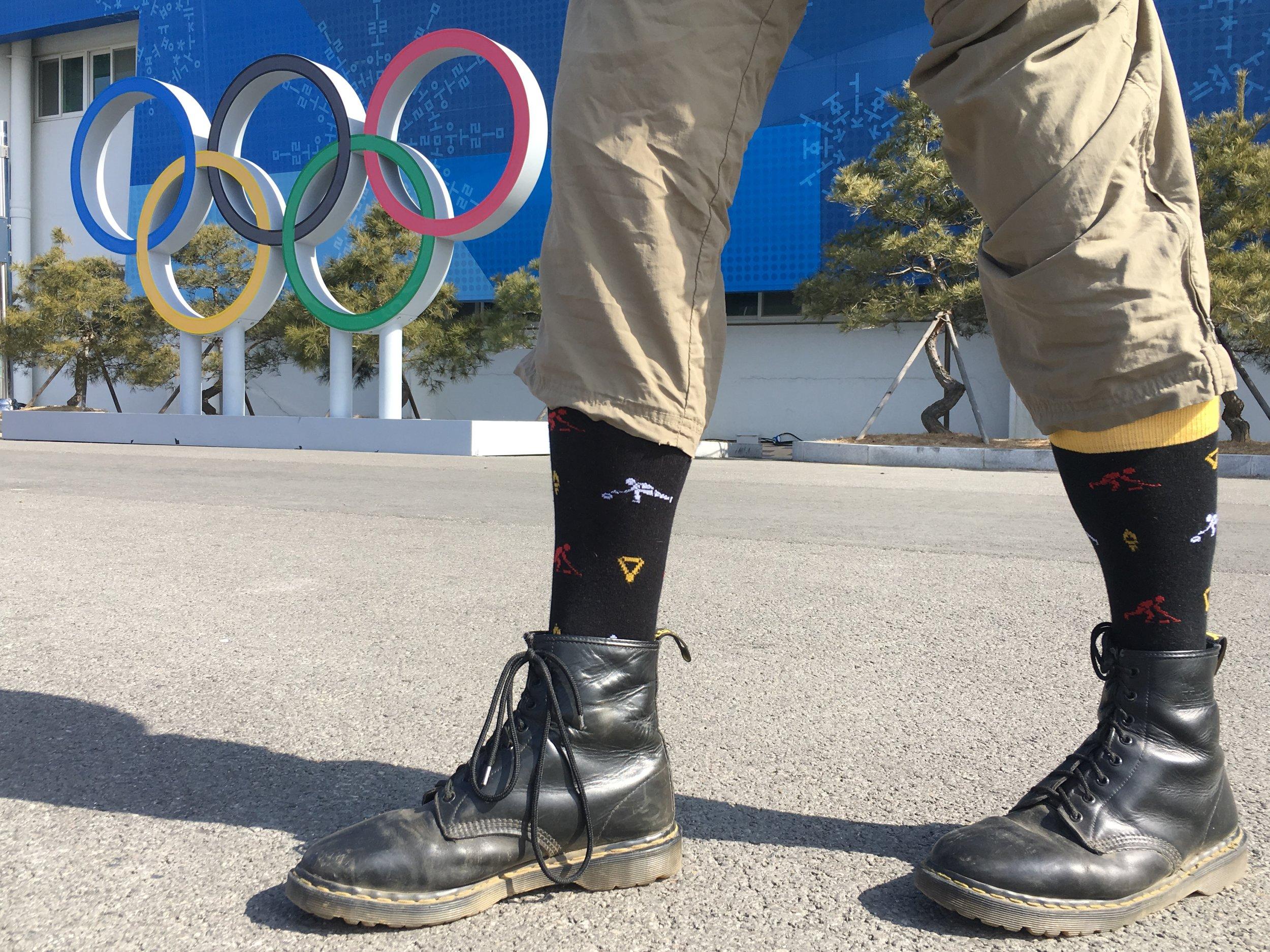 Sweet socks eh?