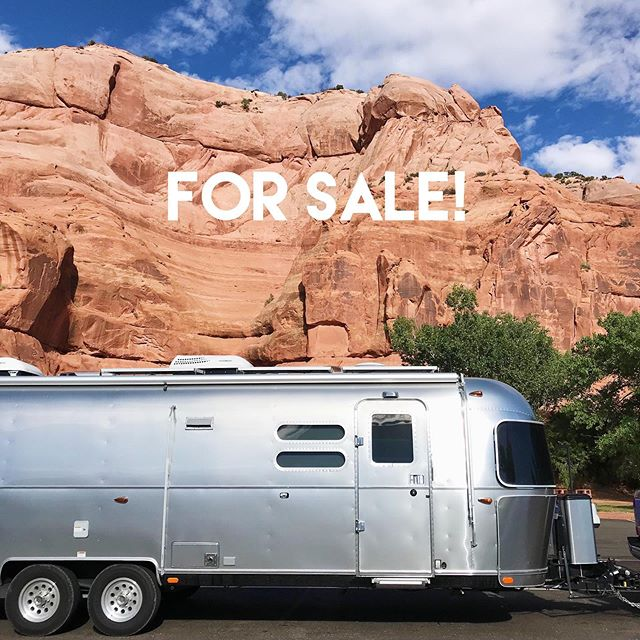 We're selling Le Twinkie! 😭 ⠀⠀⠀⠀⠀⠀⠀⠀⠀ Now that we're officially settled in Colorado⛰ , it's time to pass on the torch to another adventure loving family! ⠀⠀⠀⠀⠀⠀⠀⠀⠀ We've had a beautiful time living and traveling in Le Twinkie and hope we'll be able to find another family to love her as much as we have 🥰 ⠀⠀⠀⠀⠀⠀⠀⠀⠀ For details, check out this listing (link in profile) and if you have any questions, private message me! ⠀⠀⠀⠀⠀⠀⠀⠀⠀ http://www.airstreamclassifieds.com/ads/2018-airstream-international-30-colorado/ ⠀⠀⠀⠀⠀⠀⠀⠀⠀ ⠀⠀⠀⠀⠀⠀⠀⠀⠀ ⠀⠀⠀⠀⠀⠀⠀⠀⠀ ⠀⠀⠀⠀⠀⠀⠀⠀⠀ ⠀⠀⠀⠀⠀⠀⠀⠀⠀ ⠀⠀⠀⠀⠀⠀⠀⠀⠀ ⠀⠀⠀⠀⠀⠀⠀⠀⠀ #travelswithletwinkie #airstream #airstreamlife #airstreamadventures #homeonwheels #homeiswhereyouparkit #tinyliving #liveriveted #myliverivetedlife #lifestyledesign #mytravelgram #travelcouple #lifeontheroad #travellifestyle #nomadiclife #rvliving #fulltimetravel #livelifecolorfully #livingourbestlife #roadwarriors360 #airstreamforsale #travelmore #lovetotravel #getupandgo #wonderfulplaces #openmyworld #adventurethatislife #adventureisoutthere #exploreamerica