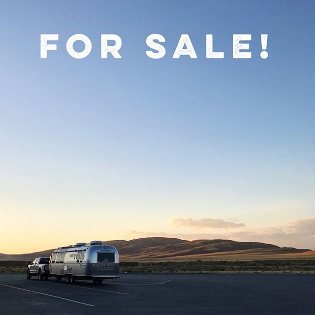You best believe we put sweat 😅, blood ♥️ and tears💧into outfitting Le Twinkie with all the best gear so we could be pro nomads! ⠀⠀⠀⠀⠀⠀⠀⠀⠀ But now we're looking for new loving owners for our beloved Le Twinkie! She's fully equipped for full-time living and boondocking 💪🙌 ⠀⠀⠀⠀⠀⠀⠀⠀⠀ •2018 Airstream International 30' ⠀⠀⠀⠀⠀⠀⠀⠀⠀ •500 Watts of AM Solar SP100 panels ⠀⠀⠀⠀⠀⠀⠀⠀⠀ •Pro-pride 3P hitch with Lot bar ⠀⠀⠀⠀⠀⠀⠀⠀⠀ •300AH Battleborn Lithium Batteries ⠀⠀⠀⠀⠀⠀⠀⠀⠀ •3000VA Victron Multiplus inverter ⠀⠀⠀⠀⠀⠀⠀⠀⠀ •BMV-712 Victron battery monitor with Bluetooth ⠀⠀⠀⠀⠀⠀⠀⠀⠀ •SmartSolar 100/50 Solar controller with Bluetooth ⠀⠀⠀⠀⠀⠀⠀⠀⠀ •Nature's head composting toilet with extra liquids bottle ⠀⠀⠀⠀⠀⠀⠀⠀⠀ •Lift kit ⠀⠀⠀⠀⠀⠀⠀⠀⠀ •This trailer is still under warranty until the end of the year. All kinks worked out so the trailer is fully ready to camp in. ⠀⠀⠀⠀⠀⠀⠀⠀⠀ 🌟Link in profile for more details. ⠀⠀⠀⠀⠀⠀⠀⠀⠀ ⠀⠀⠀⠀⠀⠀⠀⠀⠀ ⠀⠀⠀⠀⠀⠀⠀⠀⠀ ⠀⠀⠀⠀⠀⠀⠀⠀⠀ ⠀⠀⠀⠀⠀⠀⠀⠀⠀ ⠀⠀⠀⠀⠀⠀⠀⠀⠀ ⠀⠀⠀⠀⠀⠀⠀⠀⠀ #travelswithletwinkie #airstream #airstreamlife #airstreamadventures #homeonwheels #homeiswhereyouparkit #tinyliving #liveriveted #myliverivetedlife #lifestyledesign #lifeontheroad #travellifestyle #nomadiclife #rvliving #fulltimetravel #livelifecolorfully #boondocking #roadtrip #trailerforsale #forsale #airstreamforsale #travelmore #lovetotravel #getupandgo #wonderfulplaces #openmyworld #adventurethatislife #adventureisoutthere #exploreamerica