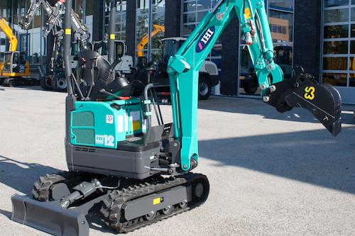 12 VXE - IHI mini excavator