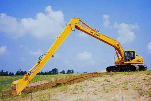R 210 LC7 LR - Hyundai crawler excavator