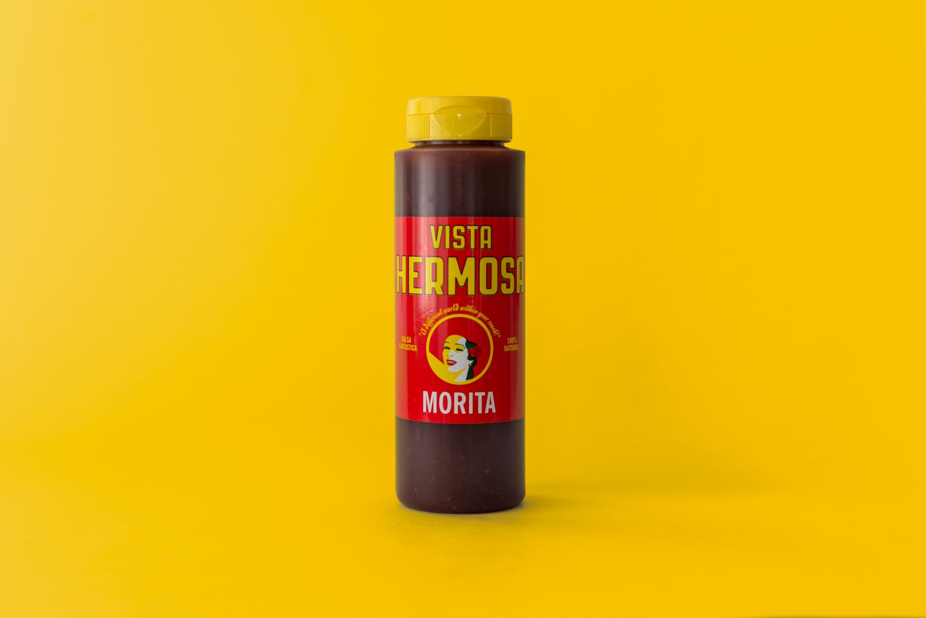 Salsa de Morita - Popular in Puebla and Veracruz, this salsa has a dark smokiness balanced with a touch of sweet.
