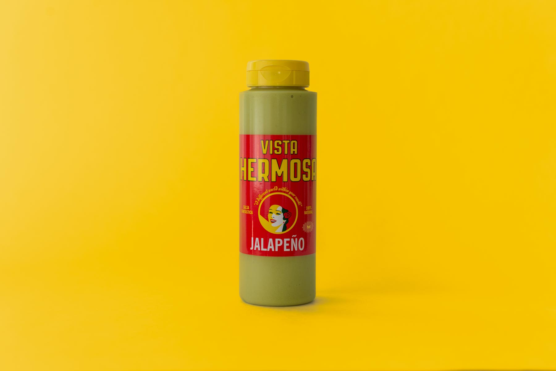 Jalapeño - A creamy, mild salsa full of mild jalapeño flavor.