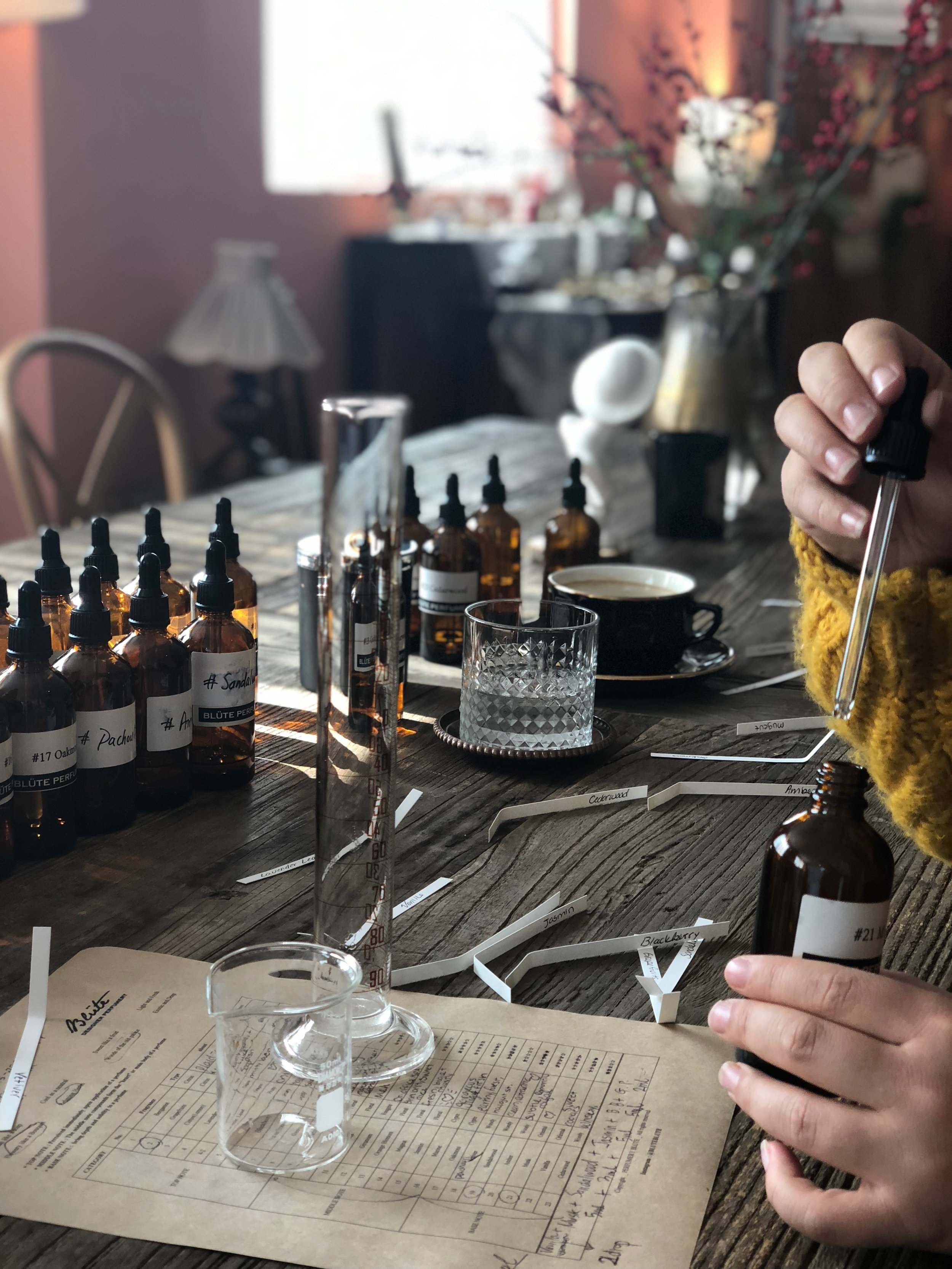 luxury artisan fragrances…Sure to seduce you into deep relaxation - these dreamy and natural fragrances are blended with pure aromatherapy-grade essential oils