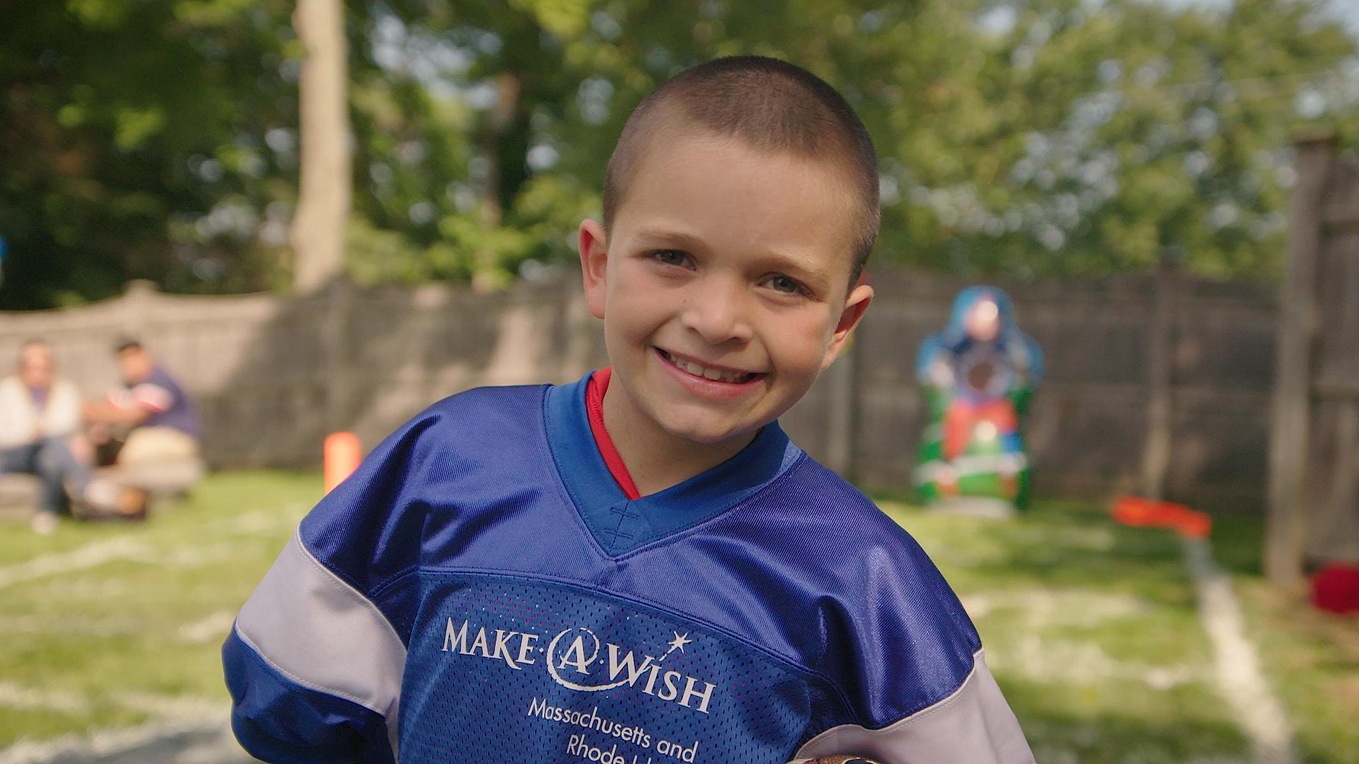 Make-A-Wish<br><em>8000th Wish</em>|corporate-non-profit