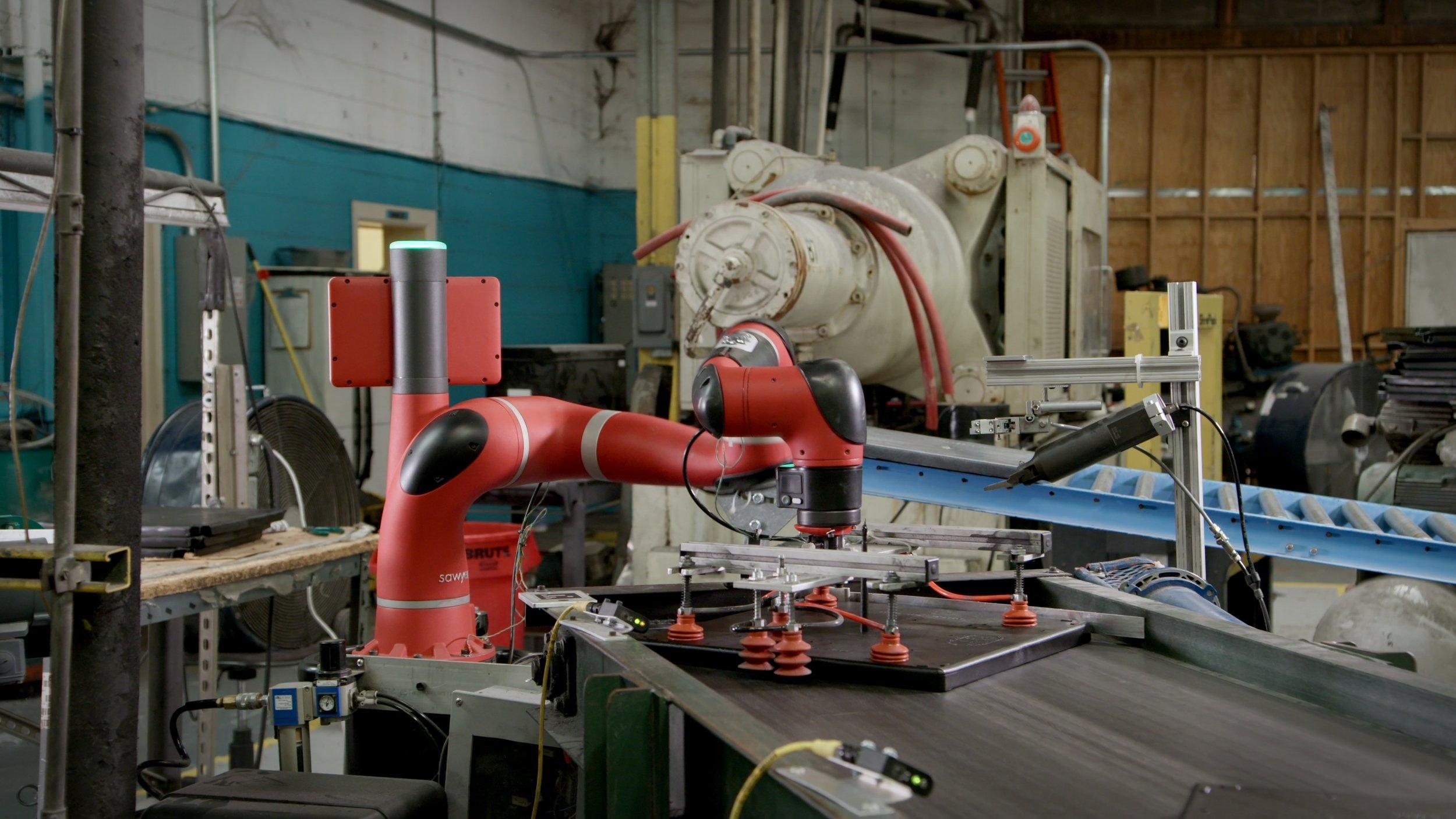 Rethink Robotics</br><em>Customer Case Study</em>|healthcare-technology