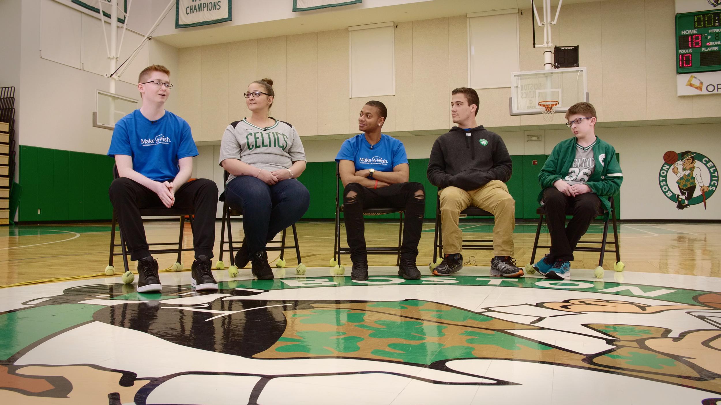 Make-A-Wish</br><em>Celtics Tribute</em>|more-work