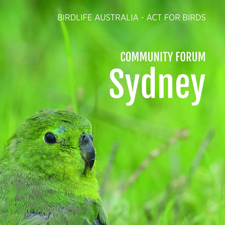 Community forum - Sydney.jpg