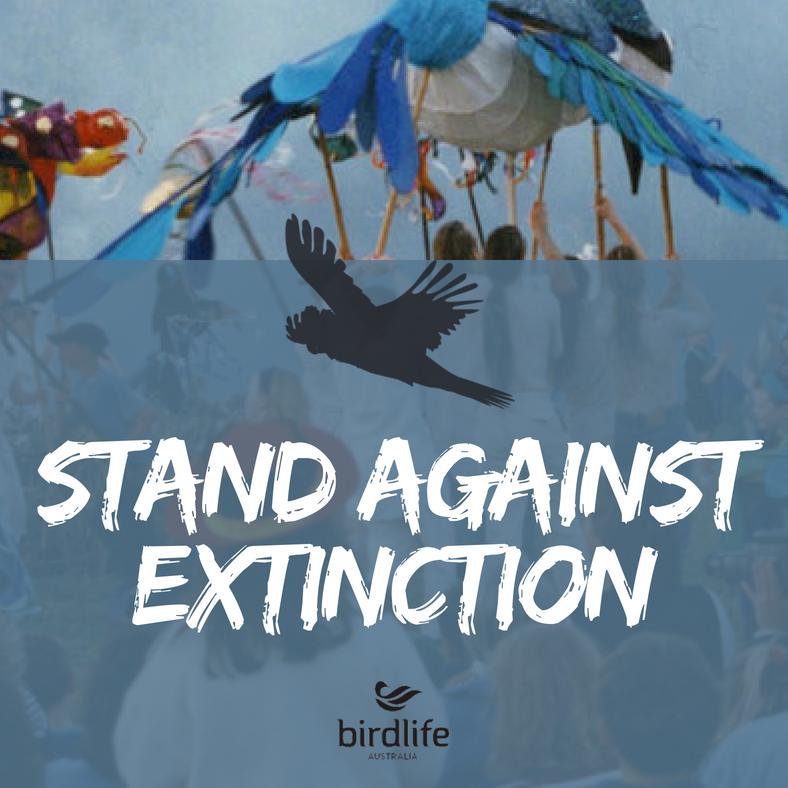 Stand Against Extinction BirdLife event tile image