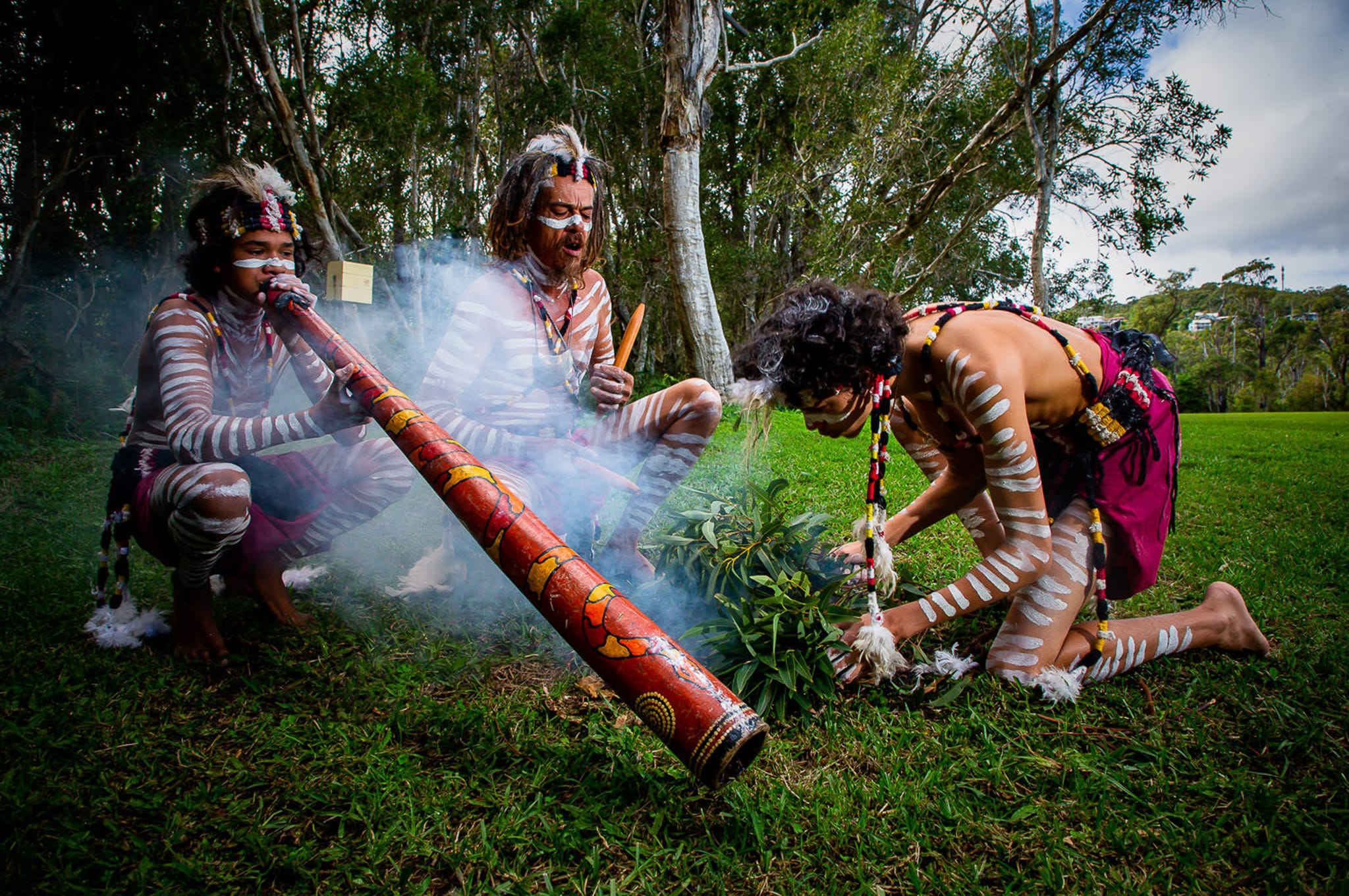 Quandamooka Yoolooburrabee Aboriginal Corporation (QYAC) will Welcome us to country.