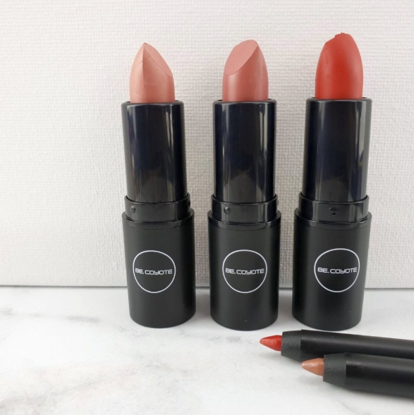 Lipsticks $41 - Perfect Rose, Red Emperor, Dusty Rose, Pastel Pink, Petal Pink, Nude Matte, Coral, Tulip, Temptress