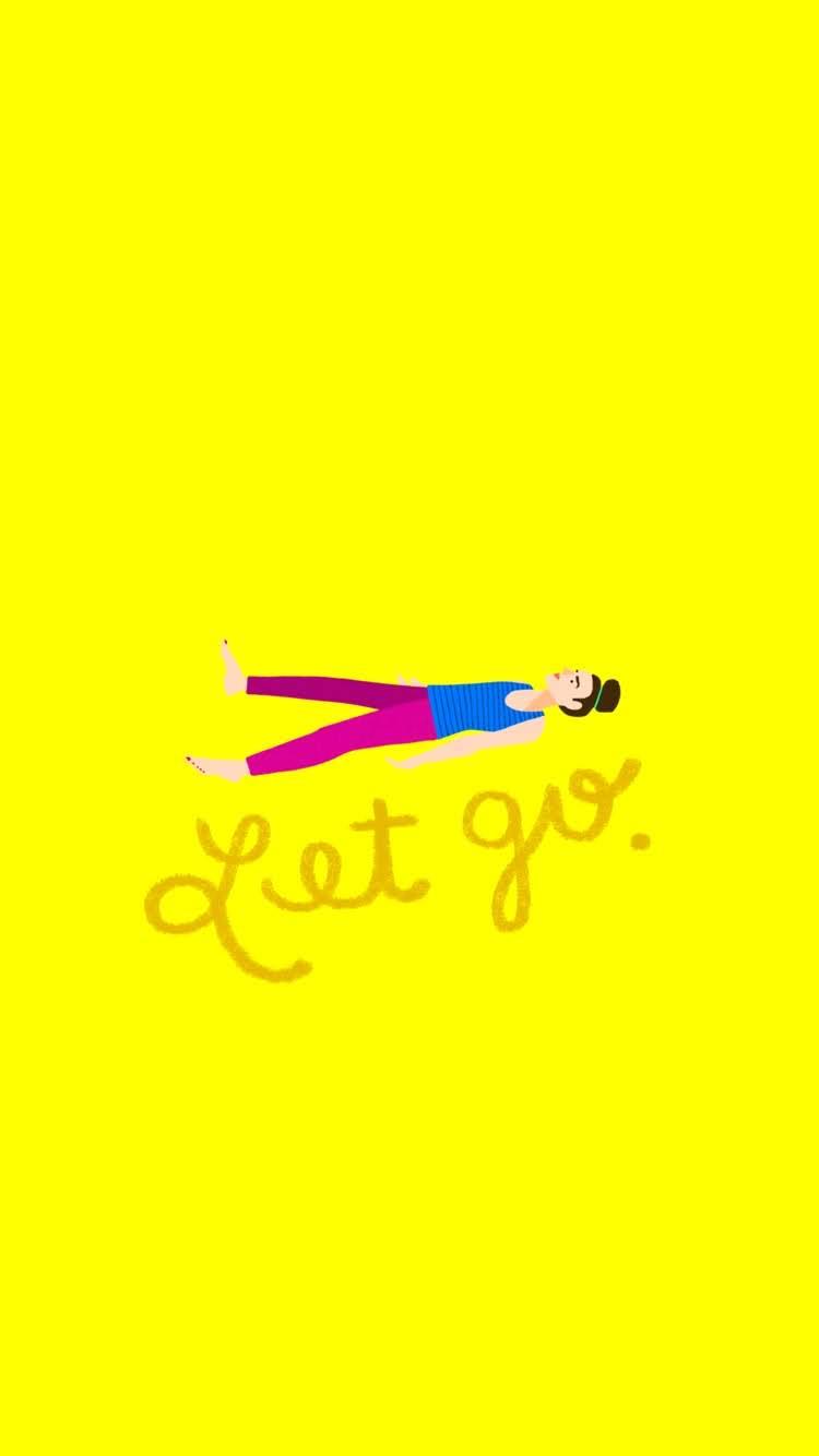 Let Go - Phone Wallpaper