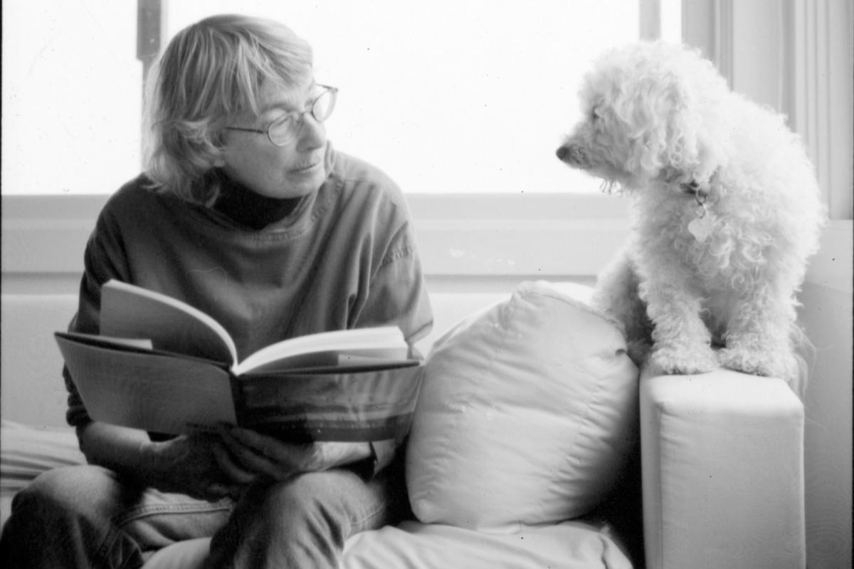 "Mary Oliver - Whatever a house is to the heart and body of man - refuge, comfort, luxury- surely it is as much or more to the spirit. Think how often our dreams take place inside the houses of our imaginations!–from ""Upstream: Selected Essays"""