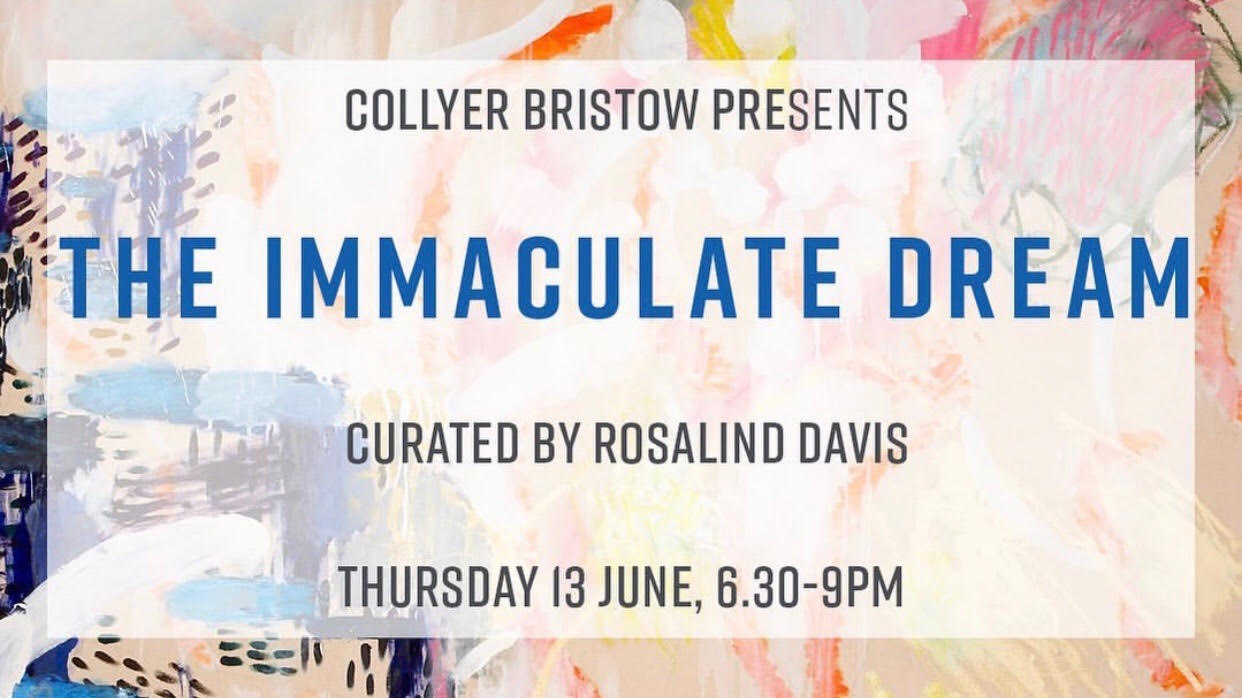 Current Exhibition: The Immaculate Dream