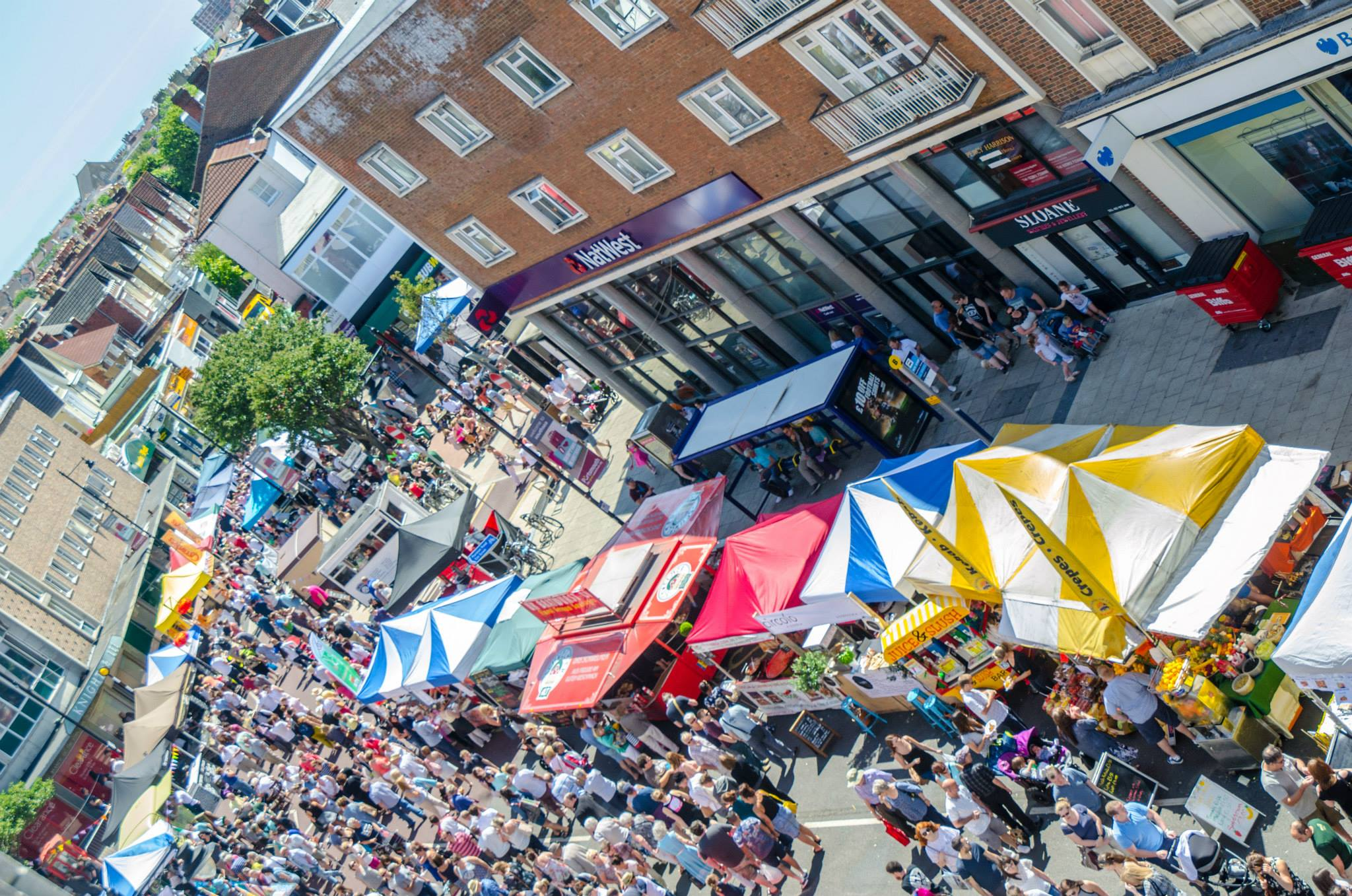 Southsea Food Festival Need Street Food