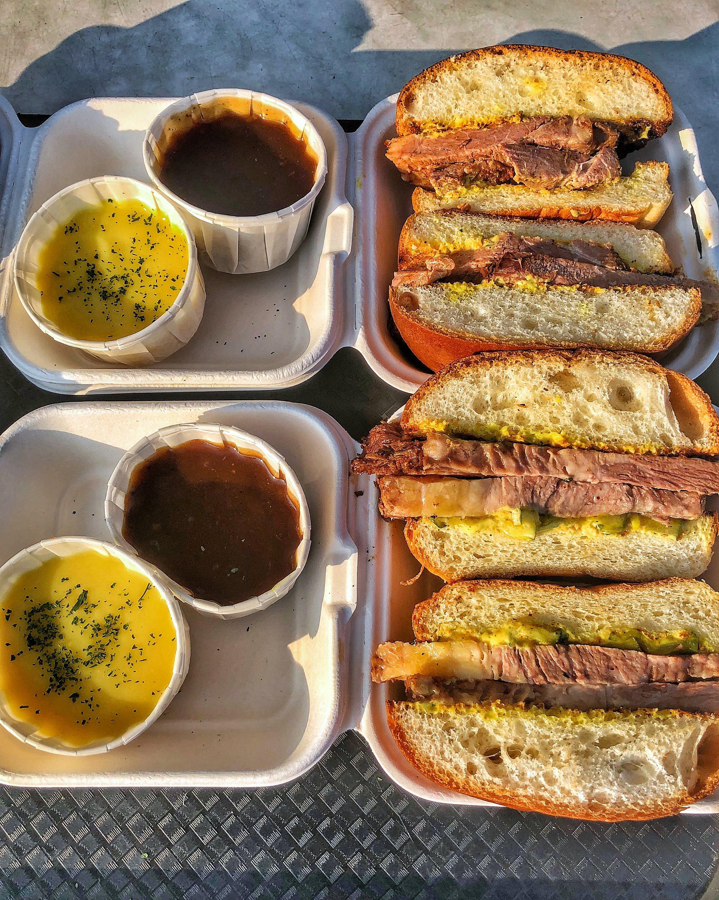 Need Street Food KERB InKERBator Weekender Southbank Centre French Dip Roll.jpg