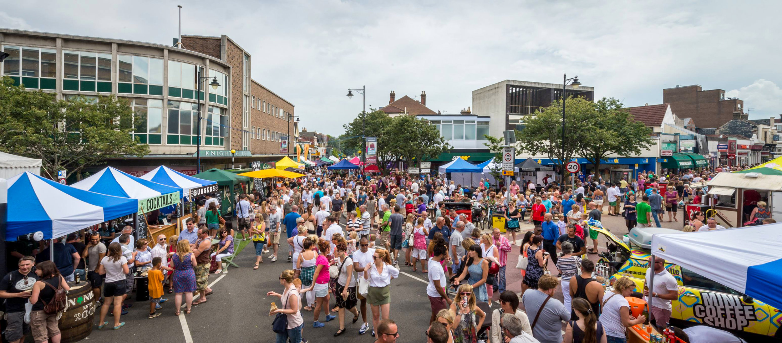 Need Street Food at Southsea Food Festival 2019